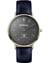 Barbour - Unisex Hartley Watch - Lyst