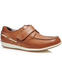 Lotus - Tan Leather 'baldwin' Shoes - Lyst