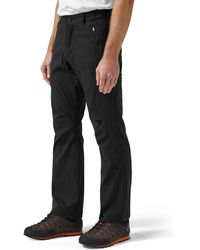 Craghoppers - Black Kiwi Pro Stretch Active Short Trousers - Lyst