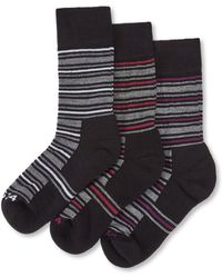 Tog 24 - Multicoloured Womens 3 Pack Merino Trek Socks - Lyst
