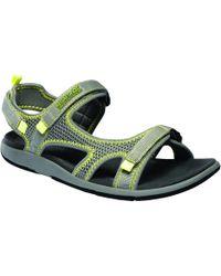 Regatta - Grey 'lady Ad-flo' Sandals - Lyst