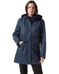 Craghoppers - Blue Aird Waterproof Insulated Jacket - Lyst
