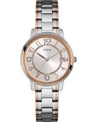 Guess - Classic Ladies Dress Watch - Lyst