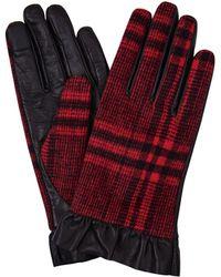 Hobbs - Black 'mia' Gloves - Lyst