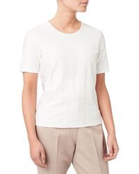 Eastex - Ivory Textured Top - Lyst