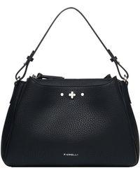 Fiorelli - Black 'khloe' Boxy Shoulder Bag - Lyst