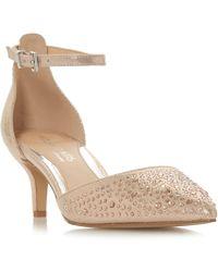 Dune - Rose 'caitlin' Court Shoes - Lyst