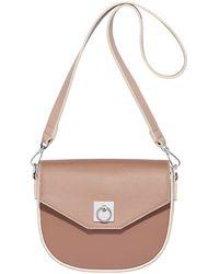 Fiorelli - Taupe Fae Saddle Bag - Lyst
