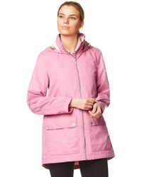 Craghoppers - Pink Lismore Waterproof Jacket - Lyst