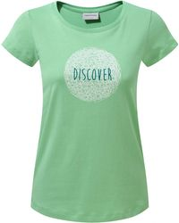Craghoppers - Apple Tang Tansa Short Sleeved T-shirt - Lyst