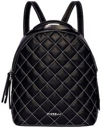Fiorelli - Black Anouk Small Backpack - Lyst