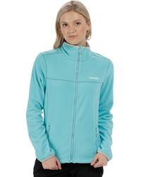 Regatta - Blue 'floreo' Sweatshirt - Lyst