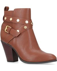 Nine West - Harlyn High Heel Ankle Boots - Lyst