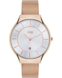 Storm - Ladies Rose Gold Reese Watch - Lyst