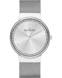 Skagen - Ladies 'klassik' Three Hand Stainless Steel Watch Skw2152 - Lyst