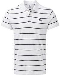Tog 24 - White Alfie Polo Shirt - Lyst