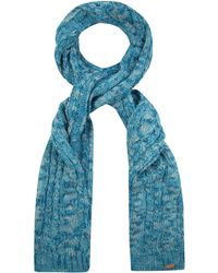 Regatta - Blue 'frosty' Knit Scarf - Lyst