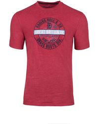 Raging Bull - Big And Tall Gb Applique T-shirt - Lyst