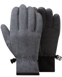Tog 24 - Grey Marl Score Tcz Windproof Gloves - Lyst