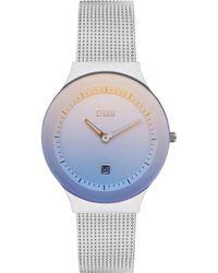 Storm - Ladies Silver 'sotec' Mini Analogue Bracelet Watch - Lyst