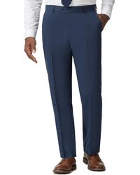 Racing Green - Bright Regular Fit Trousers - Lyst