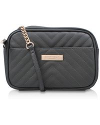 Carvela Kurt Geiger - Savannah Quilted Camera Across Body Bag - Lyst