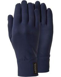 Tog 24 - Navy Thinny Tcz Stretch Gloves - Lyst
