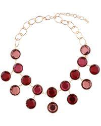 Hobbs - Pink 'masie' Necklace - Lyst