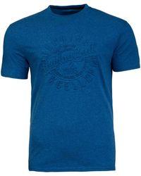 Raging Bull - Excellence Denim T-shirt - Lyst