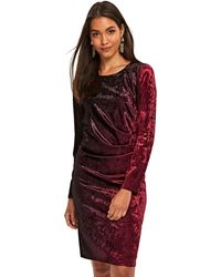 919ba50e French Connection Cosmic Beam Sequin Dress in Blue - Lyst