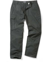 Craghoppers - Dark Khaki C65 Discovery Trousers - Lyst