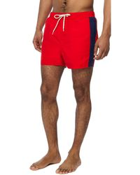 Red Herring - Red Swim Shorts - Lyst