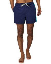 Red Herring - Big And Tall Navy Swim Shorts - Lyst