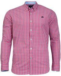 Raging Bull - Men's Small Check Shirt - Lyst