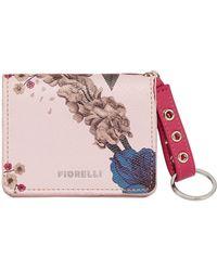 Fiorelli - Pink 'eleanor' Cardholder - Lyst