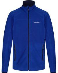 Regatta - Blue 'stanton' Full Zip Fleece - Lyst