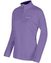 Regatta - Purple 'sweethart' Fleece - Lyst