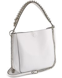 Miss Selfridge - Chain Detail Shoulder Bag - Lyst