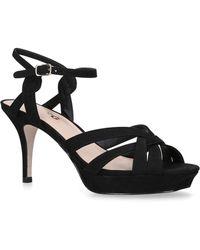 1597cf9808ba Free People Sam Edelman Womens Nightshade Heel in Black - Lyst