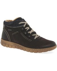 Josef Seibel - Dark Brown 'steffi 13' Womens Casual Boots - Lyst