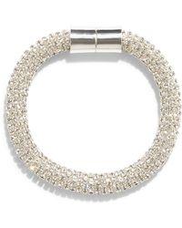 Phase Eight - Metallic Lizzie Sparkle Bracelet - Lyst
