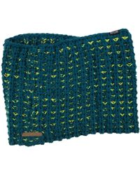 Regatta - Teal Arktic Knit Snood Scarf - Lyst