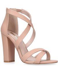 Miss Kg - Faun Strappy Sandals - Lyst