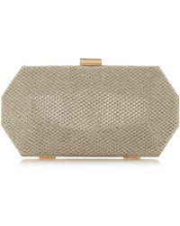 Roland Cartier - Bonley' Glitter Box Clutch Bag - Lyst