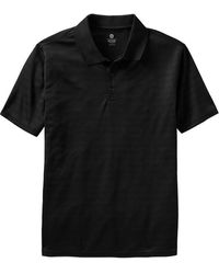 Old Navy Active Jacquardstriped Polos - Lyst