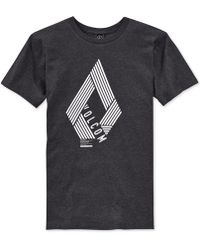 Volcom Circuit T-Shirt - Lyst