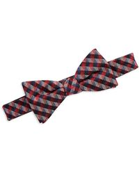 Vince Camuto Patterned Bow Tie - Lyst