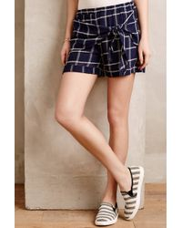 Dolan Checkered Picnic Shorts - Lyst