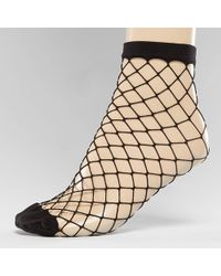 Pieces - Wo Socks Pcfishnet - Lyst