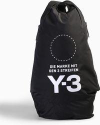 Y-3 - Yohji Nylon Backpack - Lyst